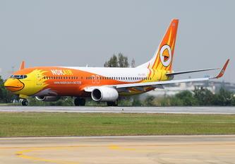 HS-DBT - Nok Air Boeing 737-800