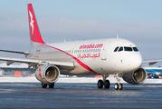A6-AOU - Air Arabia Airbus A320 aircraft