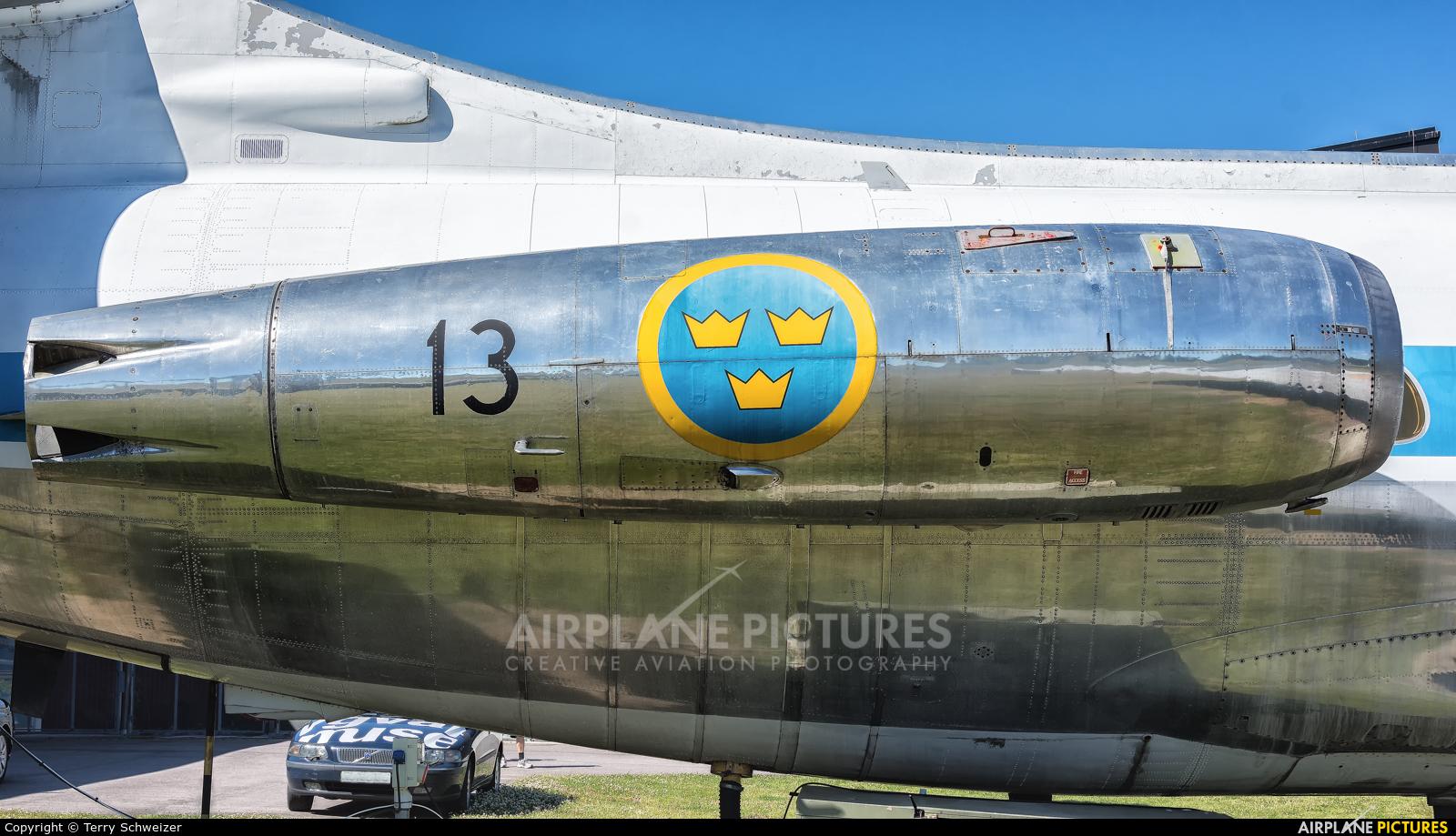 Sweden - Air Force 85172 aircraft at Malmen