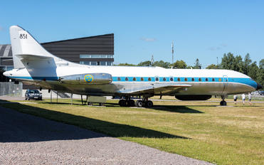 85172 - Sweden - Air Force Sud Aviation SE-210 Caravelle