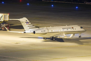 D2-ANH - Angola-Government Bombardier BD-700 Global Express