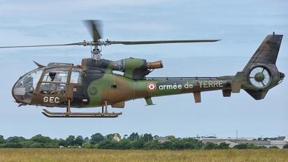 4207 - France - Army Aerospatiale SA-341 / 342 Gazelle (all models)