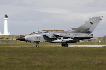 ZA588 - Royal Air Force Panavia Tornado GR.4 / 4A