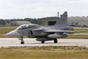 39823 - Sweden - Air Force SAAB JAS 39D Gripen