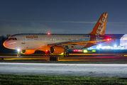 G-EZUA - easyJet Airbus A320 aircraft