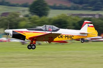 OK-MHC - Private Zlín Aircraft Z-226 (all models)
