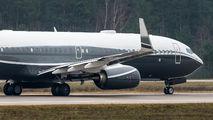 VP-BBZ - Gama Aviation Boeing 737-800 BBJ aircraft