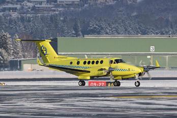 LN-LTK - Lufttransport Beechcraft 200 King Air