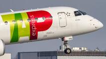 CS-TPU - TAP Express Embraer ERJ-190 (190-100) aircraft