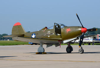 N6968 - American Airpower Heritage Museum (CAF) Bell P-39-Airacobra