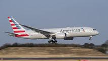 N818AL - American Airlines Boeing 787-8 Dreamliner aircraft