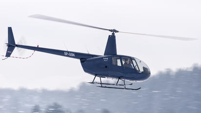 SP-GSN - Private Robinson R44 Raven I