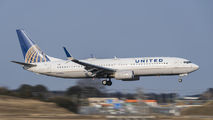 N77296 - United Airlines Boeing 737-800 aircraft
