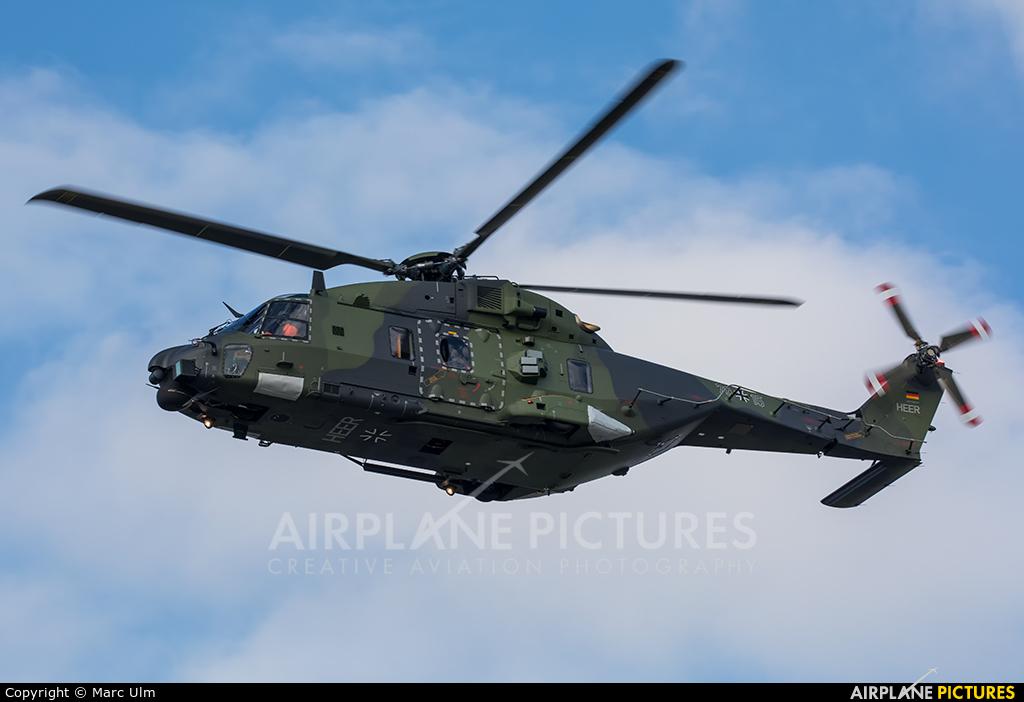 Germany - Army 78+15 aircraft at Augsburg