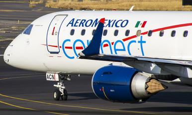 XA-ACN - Aeromexico Connect Embraer ERJ-190 (190-100)
