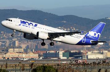 F-GKXR - Joon Airbus A320