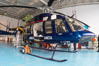 XC-DMX - Mexico - Police Bell 407GXP