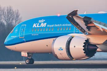 PH-BHN - KLM Boeing 787-9 Dreamliner