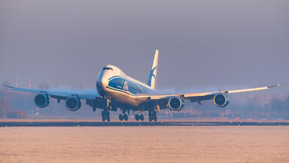 VQ-BGZ - Air Bridge Cargo Boeing 747-400F, ERF