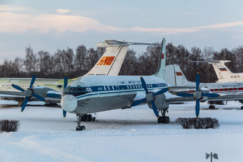 СССР-74250 - Aeroflot Ilyushin Il-18 (all models)
