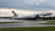 A6-ETP - Etihad Airways Boeing 777-300ER aircraft