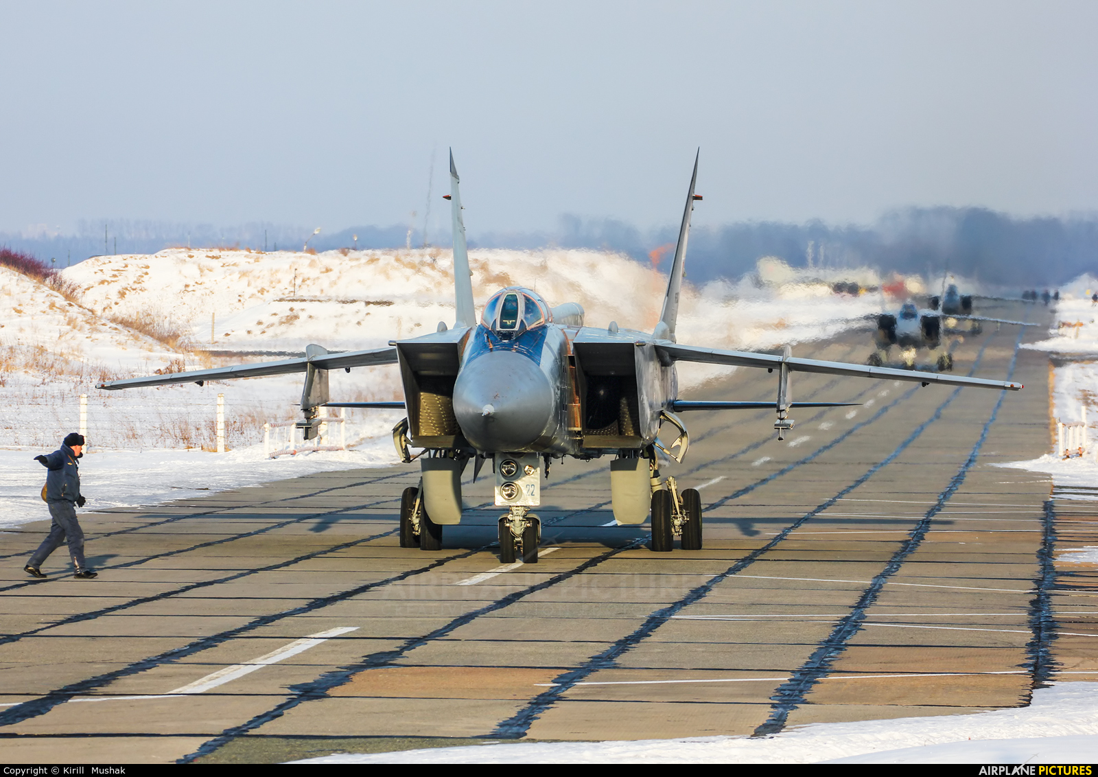 Russia - Air Force RF-92338 aircraft at Undisclosed Location