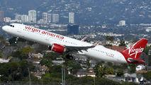 N922VA - Virgin America Airbus A321 NEO aircraft