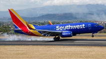N463WN - Southwest Airlines Boeing 737-700 aircraft
