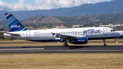 N507JT - JetBlue Airways Airbus A320