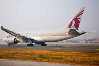 A7-BCN - Qatar Airways Boeing 787-8 Dreamliner