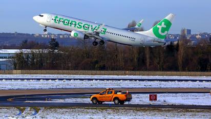 F-GZHS - Transavia France Boeing 737-800