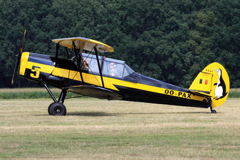 OO-PAX - Private Stampe SV4