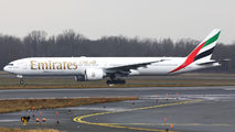 A6-ENY - Emirates Airlines Boeing 777-300ER aircraft
