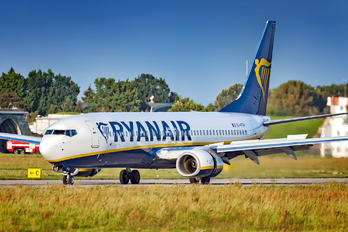 EI-FTH - Ryanair Boeing 737-8AS