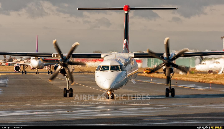 LOT - Polish Airlines SP-EQG aircraft at Warsaw - Frederic Chopin