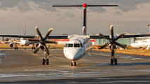 SP-EQG - LOT - Polish Airlines de Havilland Canada DHC-8-400Q / Bombardier Q400 aircraft