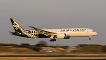 ZK-NZK - Air New Zealand Boeing 787-9 Dreamliner aircraft