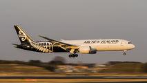 ZK-NZK - Air New Zealand Boeing 787-9 Dreamliner aircraft