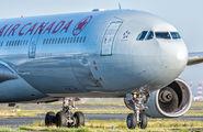 C-GHKR - Air Canada Airbus A330-300 aircraft