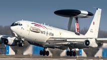 LX-N90458 - NATO Boeing E-3A Sentry aircraft