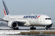 F-HRBD - Air France Boeing 787-9 Dreamliner aircraft