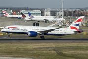 G-ZBJE - British Airways Boeing 787-8 Dreamliner aircraft
