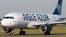 F-HBIX - Aigle Azur Airbus A320 aircraft