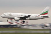 LZ-FBB - Bulgaria Air Airbus A319 aircraft