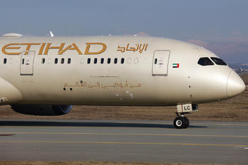 A6-BLC - Etihad Airways Boeing 787-9 Dreamliner