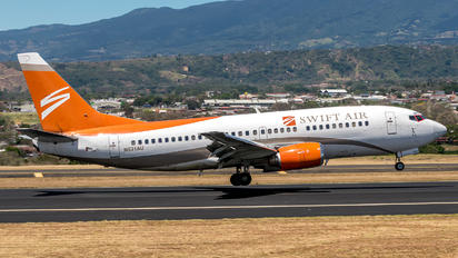 N531AU - Swiftair Boeing 737-300