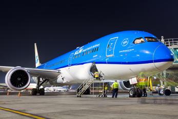 PH-BHI - KLM Boeing 787-9 Dreamliner