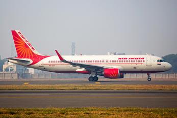 VT-EXC - Air India Airbus A320