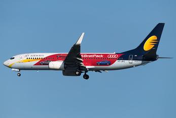 VT-JFC - Jet Airways Boeing 737-800