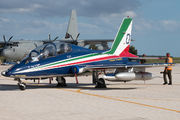 "MM54480 - Italy - Air Force ""Frecce Tricolori"" Aermacchi MB-339-A/PAN aircraft"